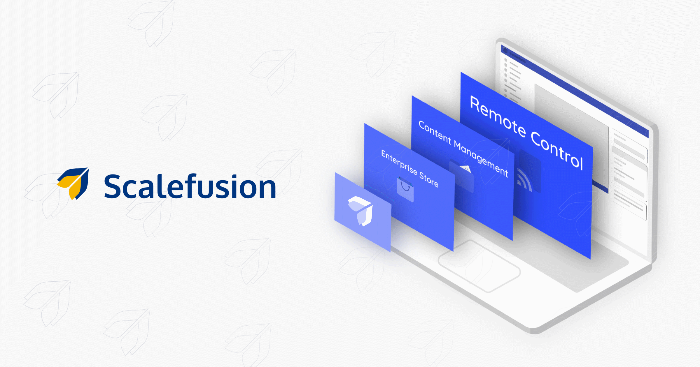 Android MDM Solution for Enterprise | Android Device Management Solution -  Scalefusion